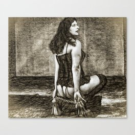 Ex/tasy #3 Canvas Print