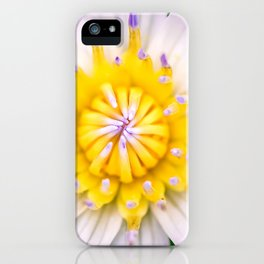 Flower photography by Hoover Tung iPhone Case