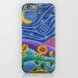 Dream Fields iPhone Case
