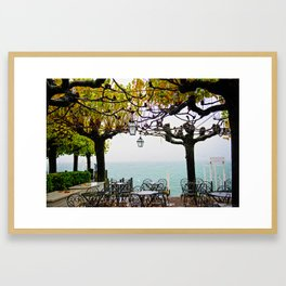 End of the Season Framed Art Print