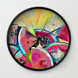 Patia I Wall Clock