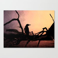 Waiting Canvas Print