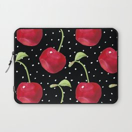 Cherry pattern III Laptop Sleeve