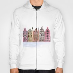 Coloured Houses Hoody