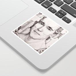 Legendary Arnold Sticker
