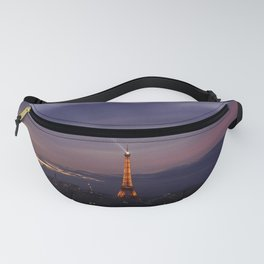 paris by night Fanny Pack