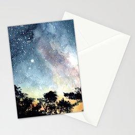 001 Night Stationery Cards