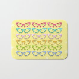 Make A Spectacle Of Yourself Bath Mat