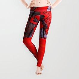 pOOs star of #GirlPower Rhules: from original tetkaART Leggings