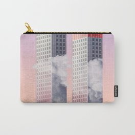 Twin towers New York Carry-All Pouch