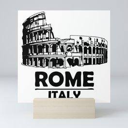 rome-italy Mini Art Print