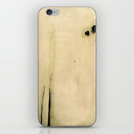 Abstraction botanique iPhone Skin
