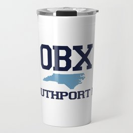 Southport - North Carolina. Travel Mug