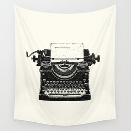 WRITE YOUR OWN STORY Wall Tapestry