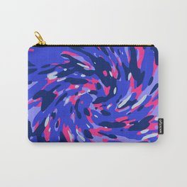Abstract organic pattern 17 Carry-All Pouch