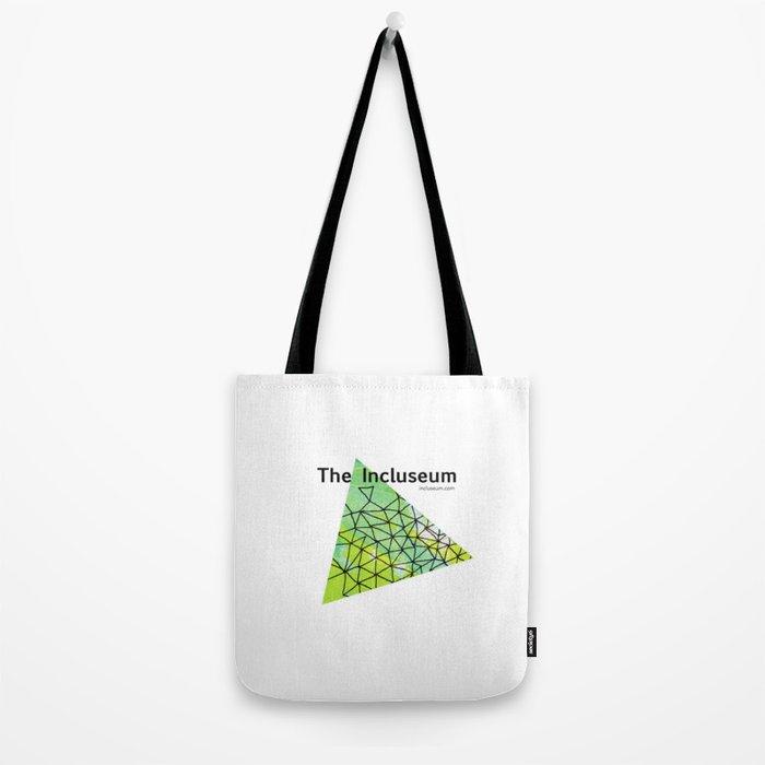 The Incluseum Logo Tote Bag