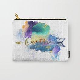Faith Arrow Carry-All Pouch