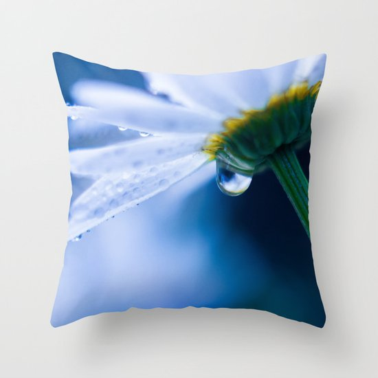 Tear of Dreams Throw Pillow