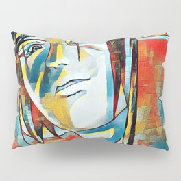 Colors of a Hero Pillow Sham