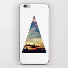 roadtrip triangle iPhone & iPod Skin