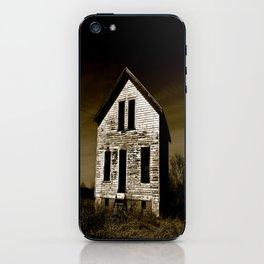 The House  iPhone Skin