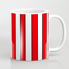Strips 10-line,band,striped,zebra,tira,linea,rayas,rasguno,rayado. Coffee Mug