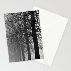 Mist Trees Stationery Cards