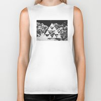 rocky Biker Tanks featuring Rocky by Deep | Love | Photography