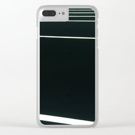 Lighty Lines Clear iPhone Case