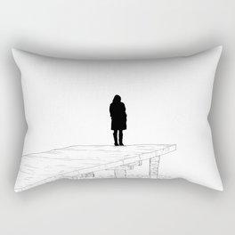 The Edge Rectangular Pillow