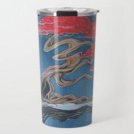 """""""Crane Glyde""""- Bonsai Collection Travel Mug"""