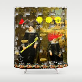 THE FIXER-UPPERS I Shower Curtain