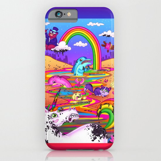 Oil Spill iPhone & iPod Case