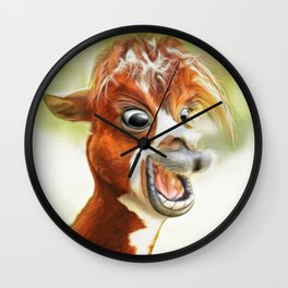 jorge Wall Clock