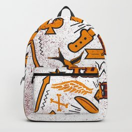 Thieves And Gamblers Backpack