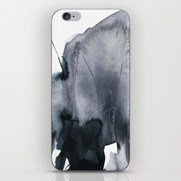 abstract form iPhone Skin