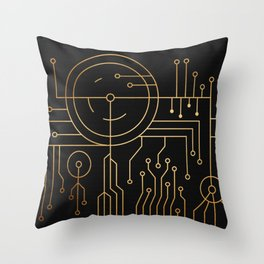 Requisite Embrace Throw Pillow