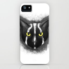 Rise of the planet of the cats iPhone Case