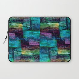 Abstract square wall Laptop Sleeve