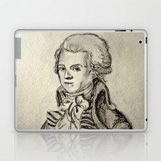 French Sketch I Laptop & iPad Skin