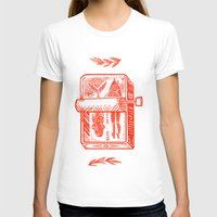 fish T-shirts featuring Little Fish by Karl James Mountford
