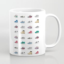 Kicks Coffee Mug