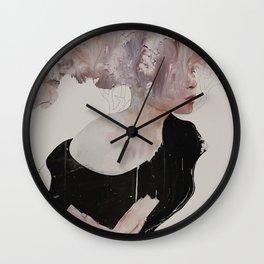 Untitled 03 Wall Clock