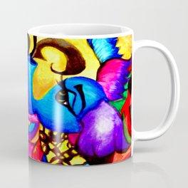 Hero Elephant colorful Coffee Mug