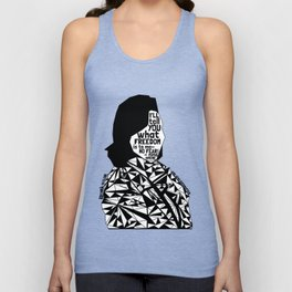Breonna Taylor - Black Lives Matter - Series - Black Voices Unisex Tank Top