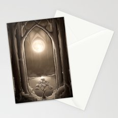 Temple of the Night Stationery Cards