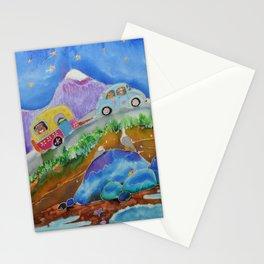 Island Roads Stationery Cards