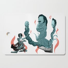 Demon Summoner Cutting Board