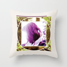 Amanda Throw Pillow