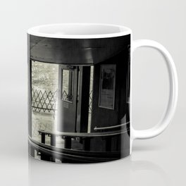 The Back of The Boat Coffee Mug